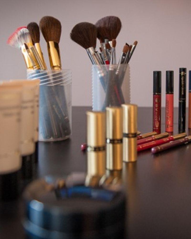 maquillage hauschka 1