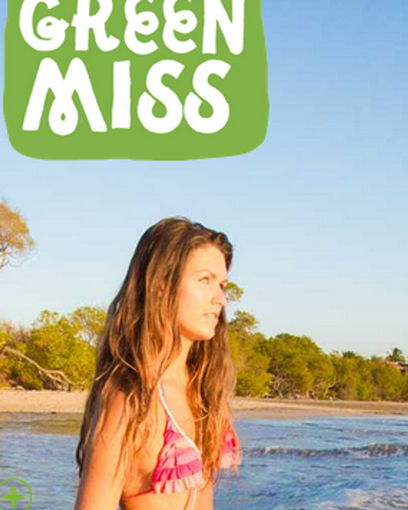 green miss concours 2014