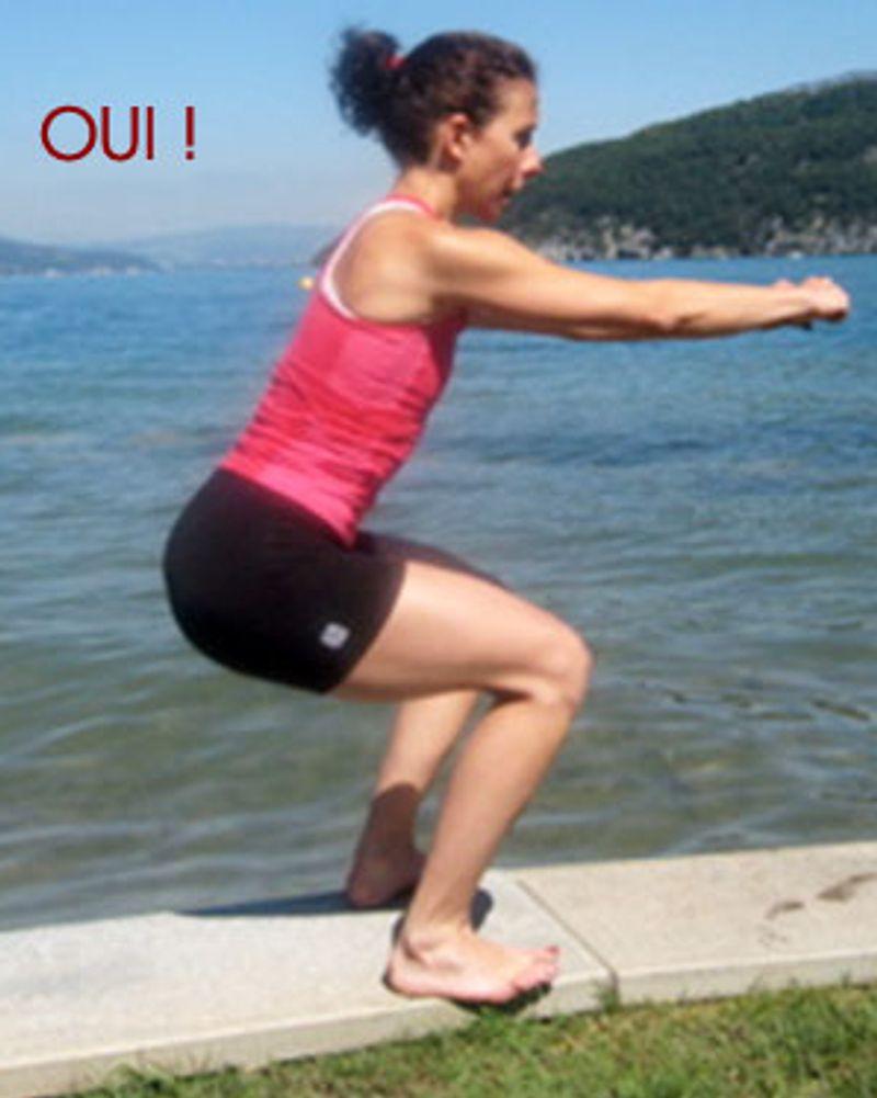 Exercice pour avoir de belles fesse par Barbara Meyer, ce qu'il faut faire