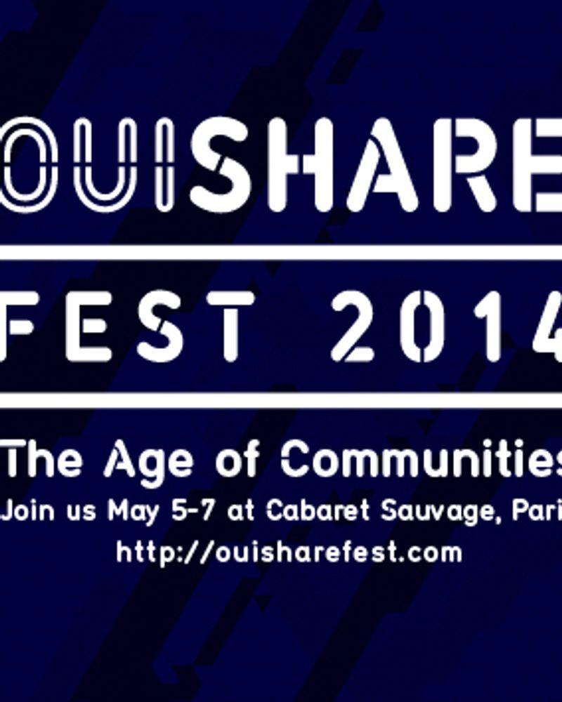 Ouishare fest 2014