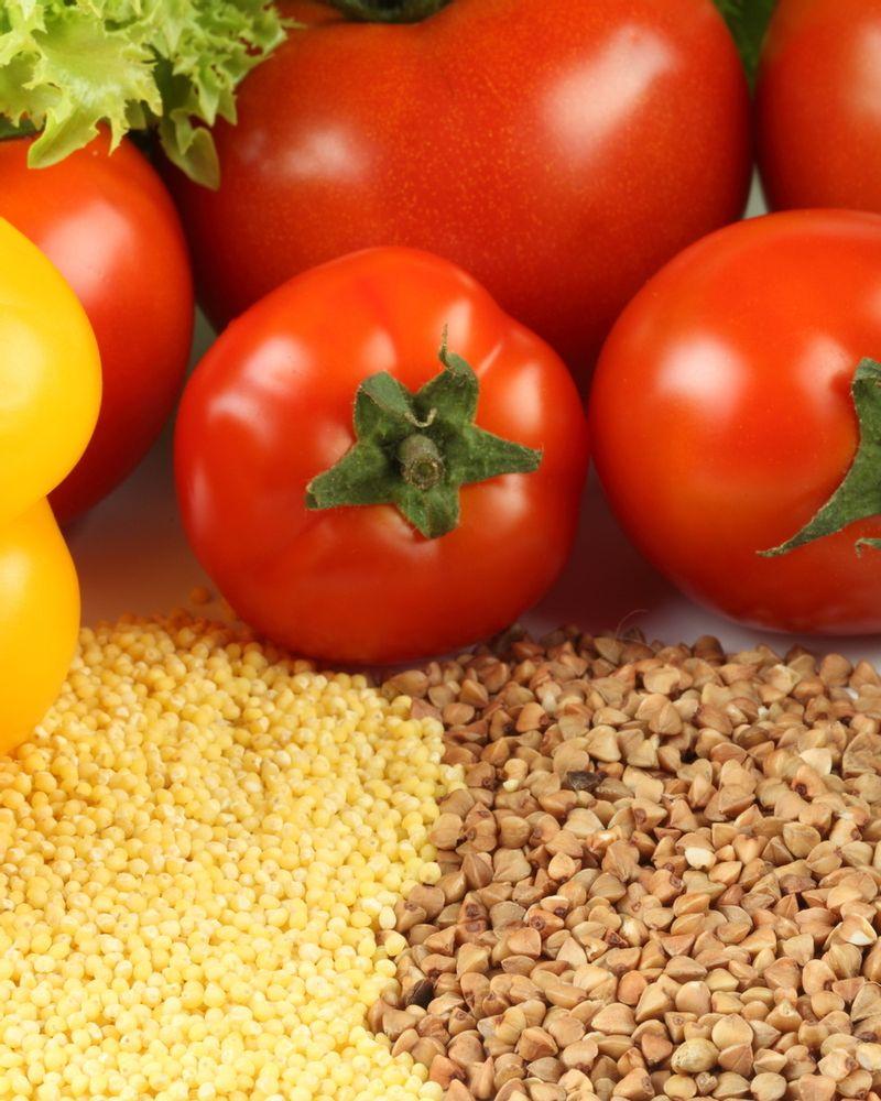 céréales légume protéine