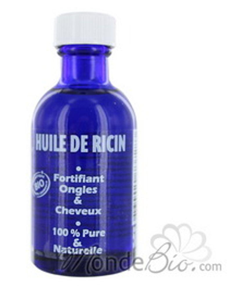 Naturado huile de ricin cheveux ongles