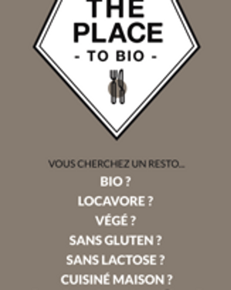 The Place to be Bio restaurant