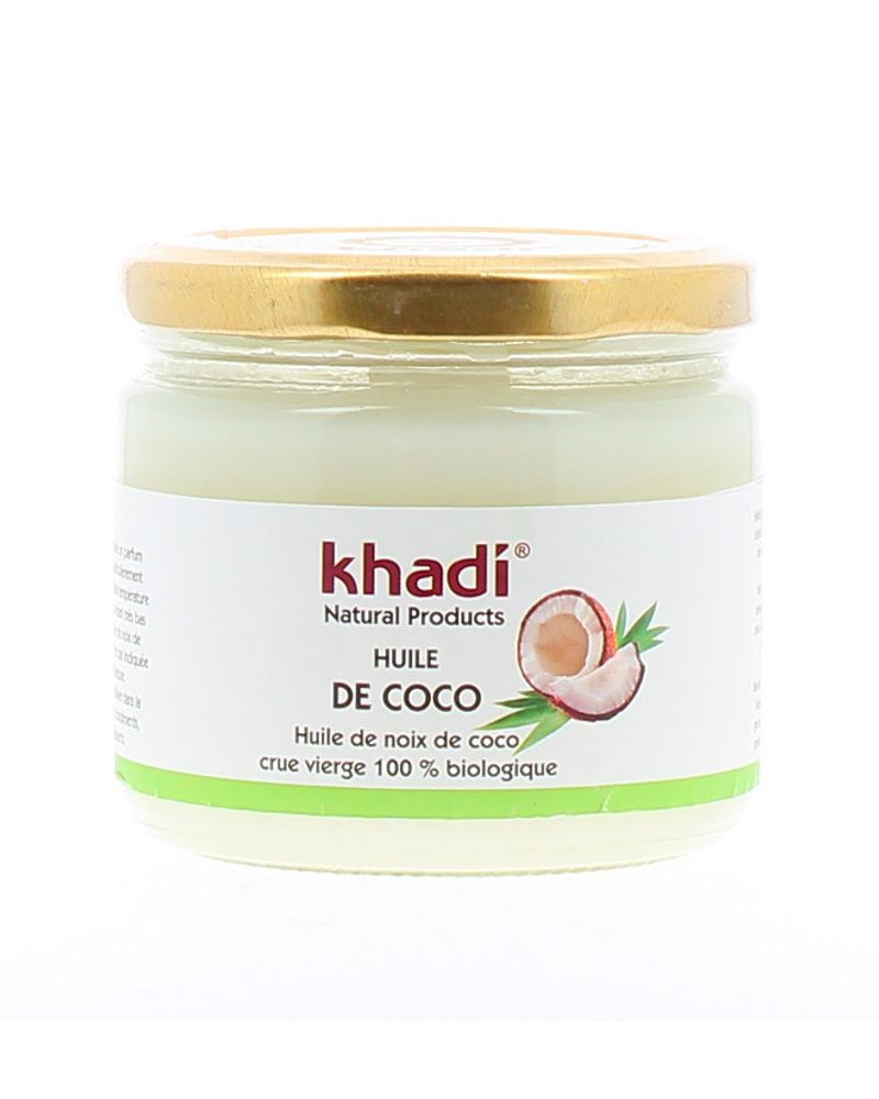 Huile de Coco de Kahdi