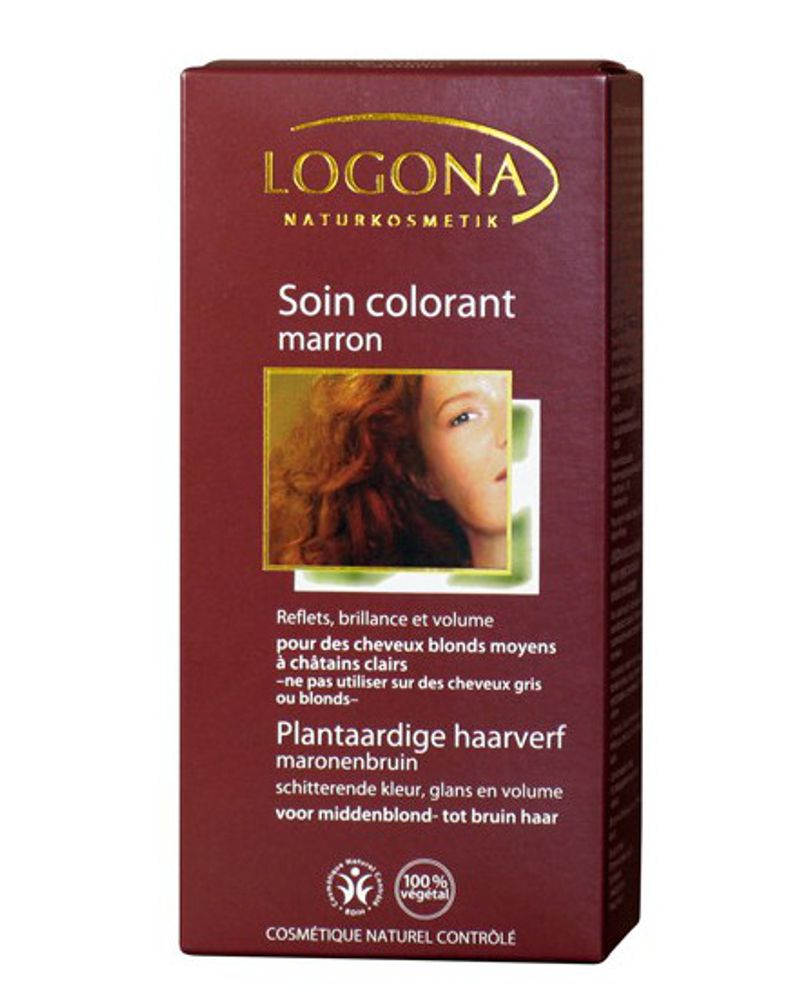 Soin Colorant Logona