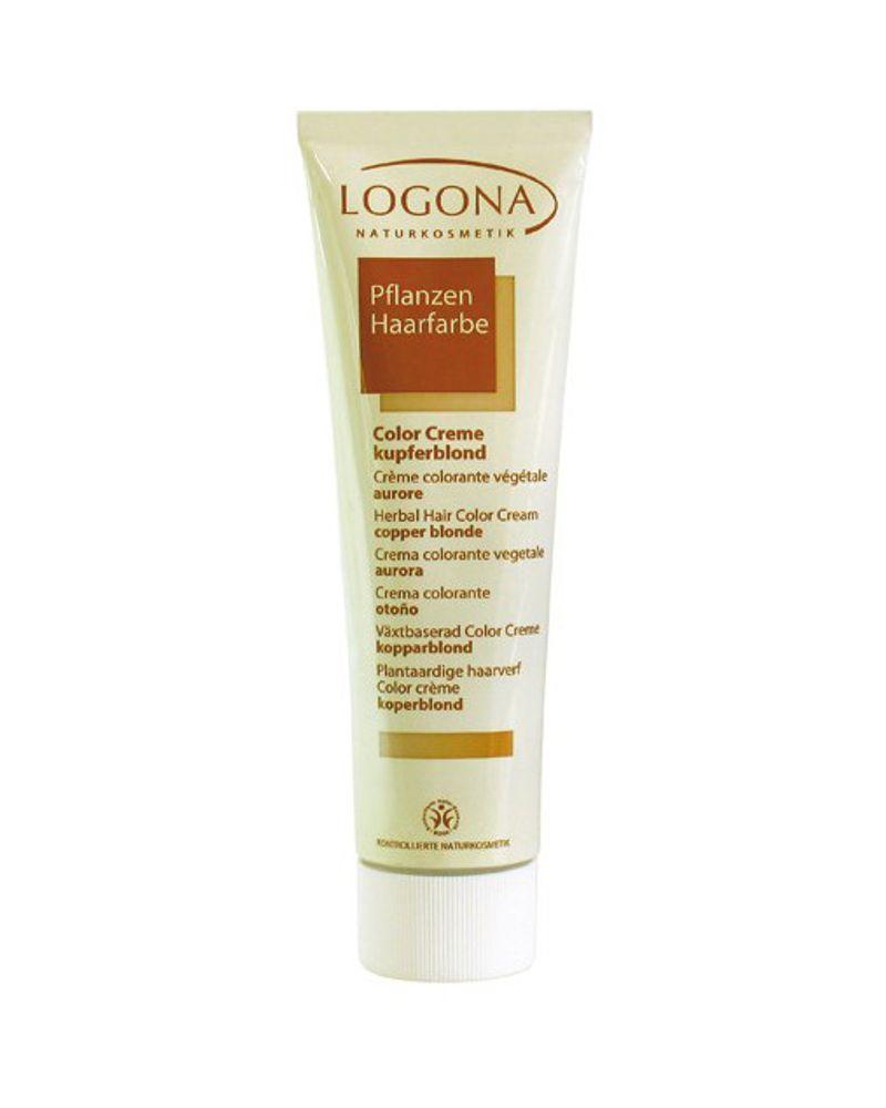 Crème colorante Logona