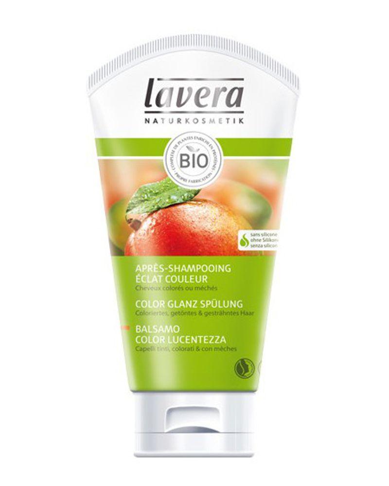 Après shampooing Eclat Couleur Mangue Lavera