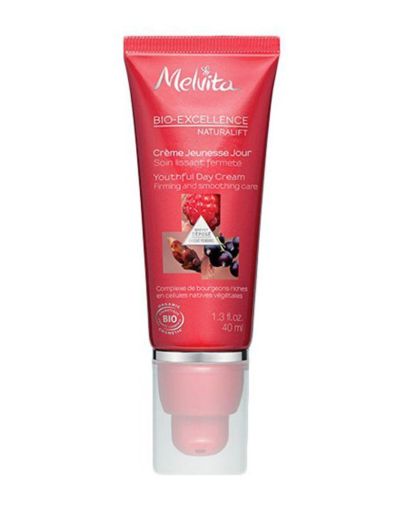 Crème jeunesse jour Bio-Excellence Naturalift Melvita