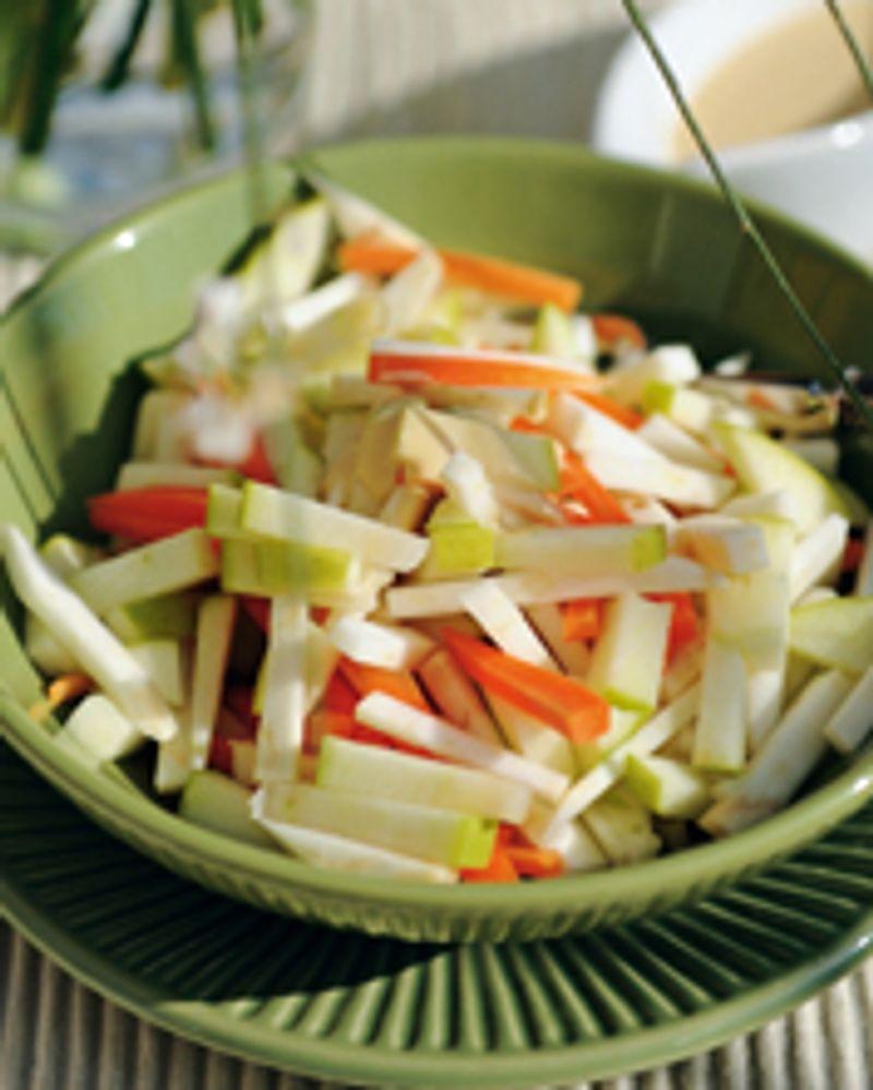 salade céleri rave