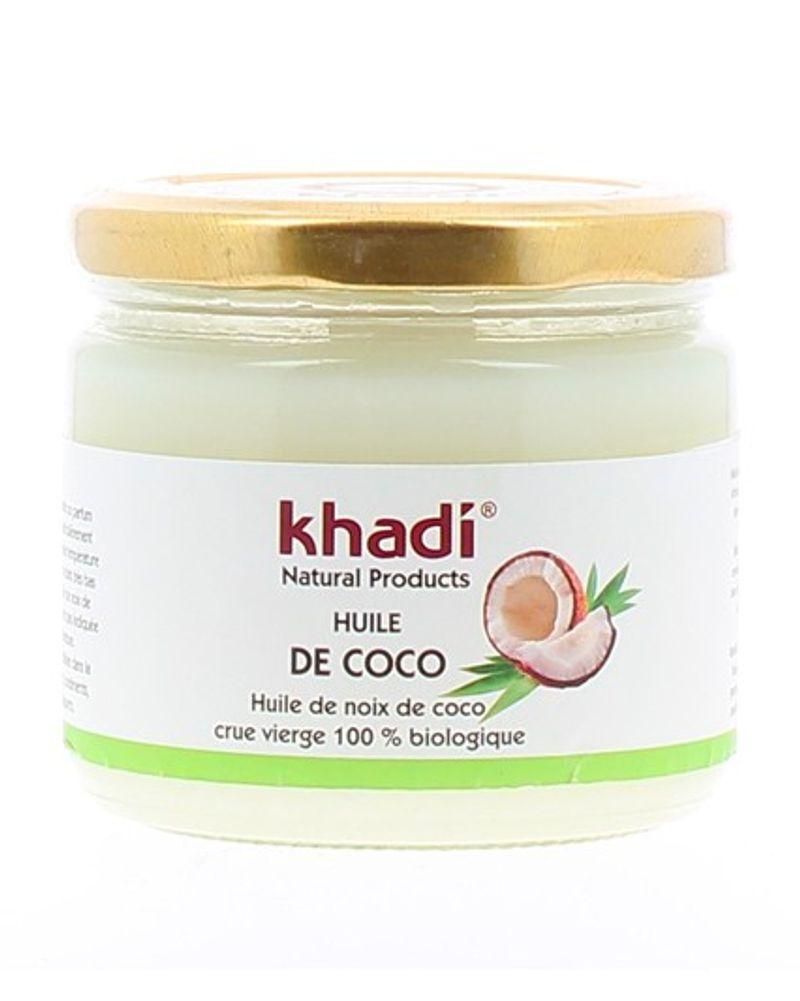 KHADI    Huile de Coco - 250g