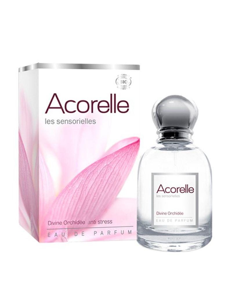 ACORELLE    Eau de parfum Divine Orchidée - Anti-stress - 50ml