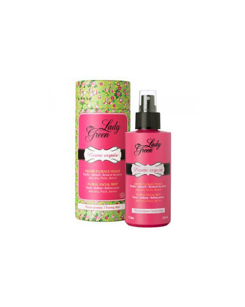 Brume florale lady green