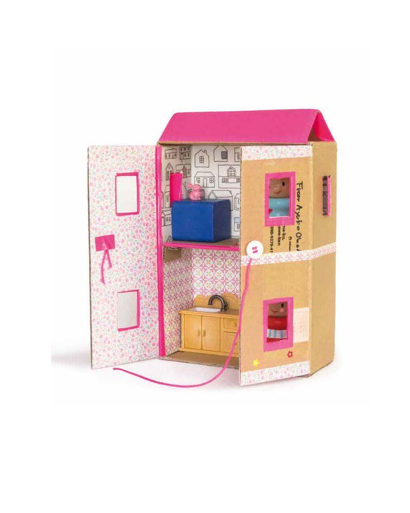 Maison de poupée étape 8