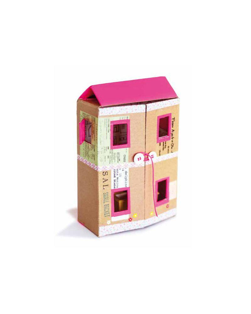 maison de poupée étape 9
