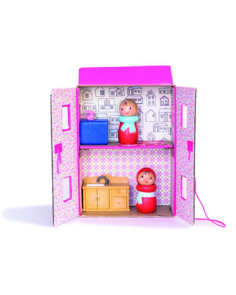 maison de poupée étape 12