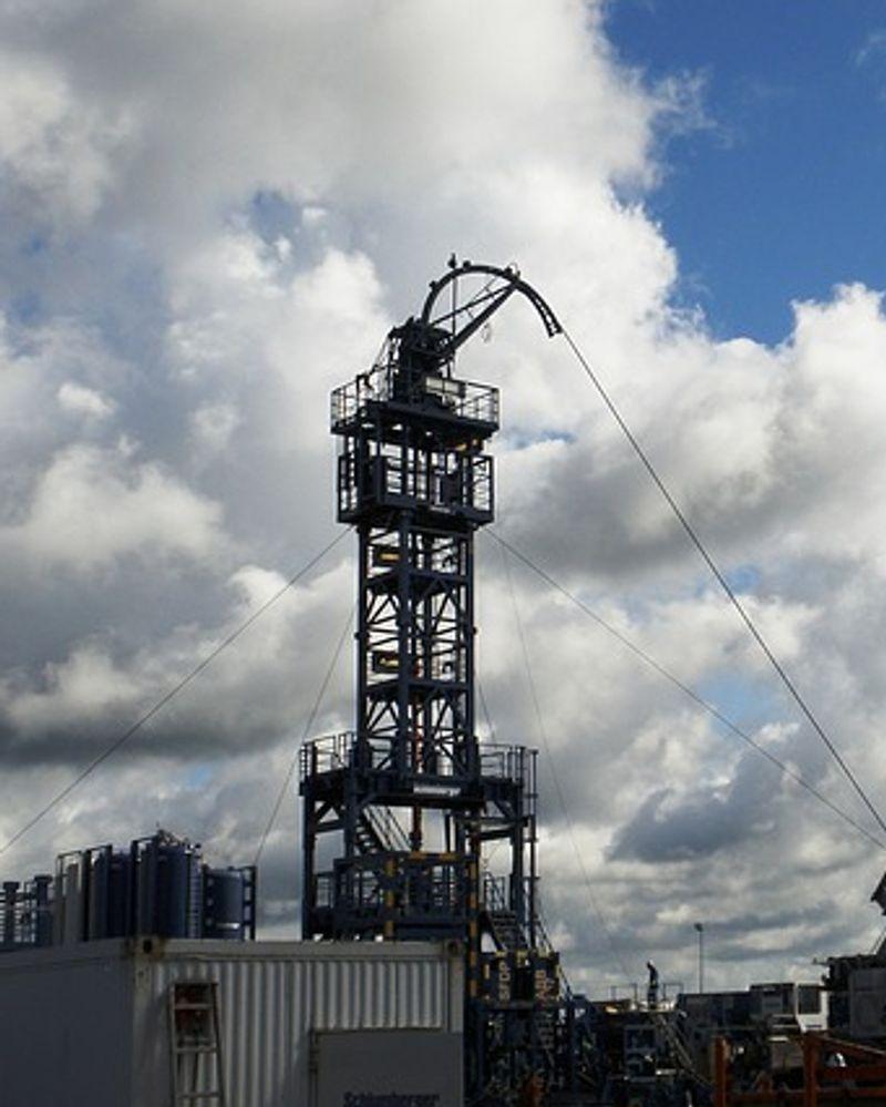 extraction de gaz de schiste