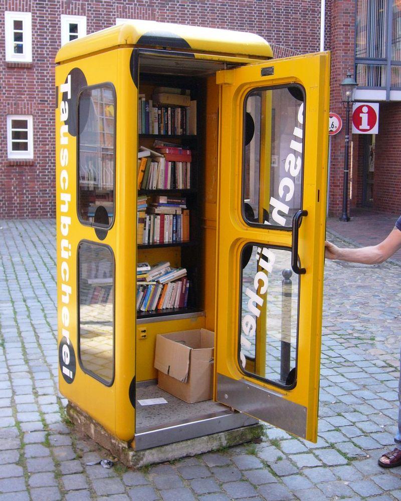 nouvelles cabines téléphoniques allemagne