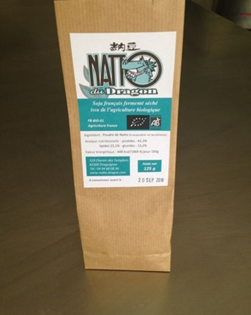 Natto en poudre, Natto du Dragon
