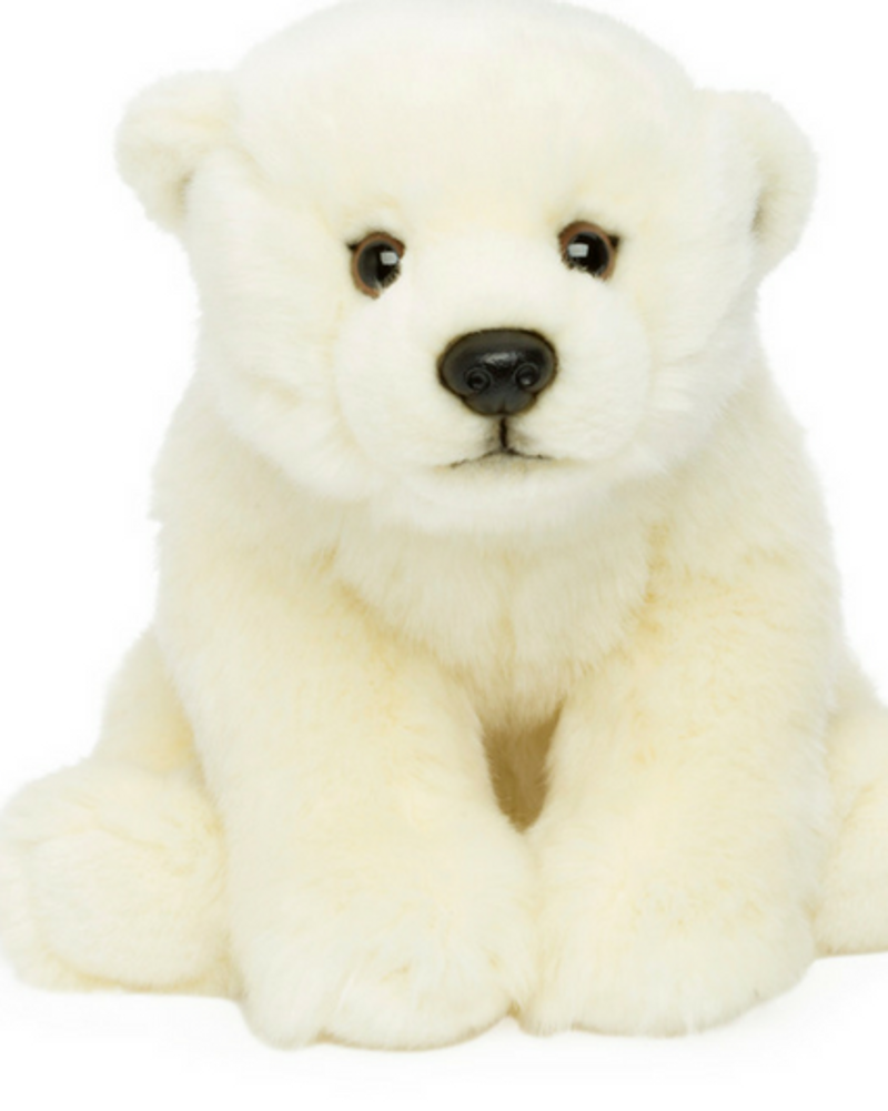 ours polaire peluche