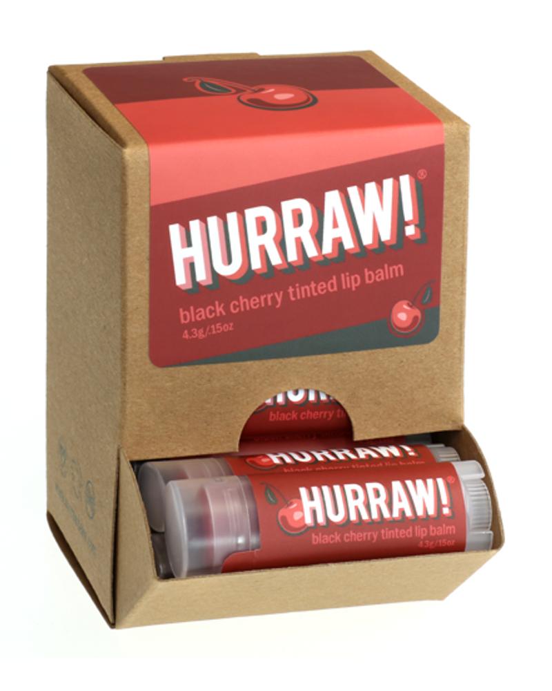 Baumes à lèvres, Hurraw