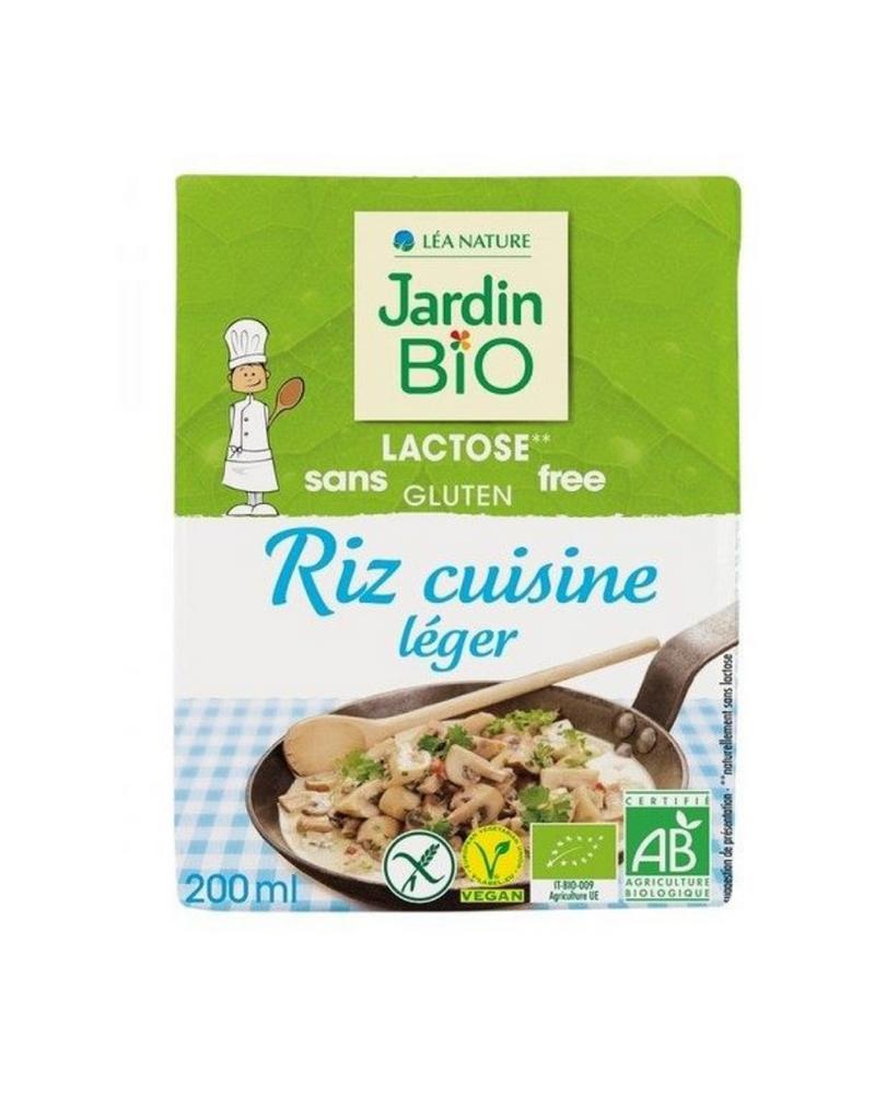 riz cuisine léger jardin bio