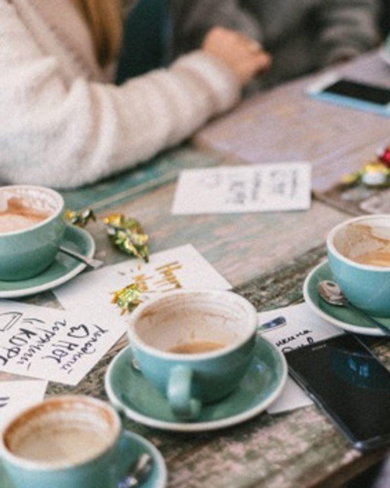 Café partagé