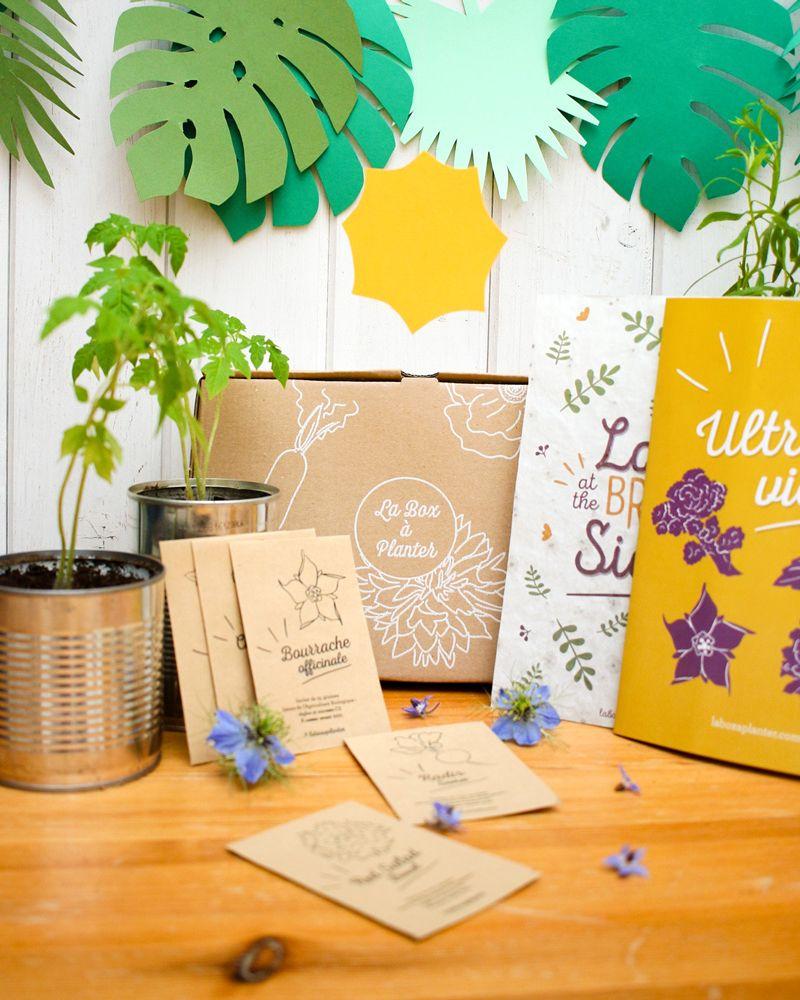 Meilleures box jardinages bio ecolo
