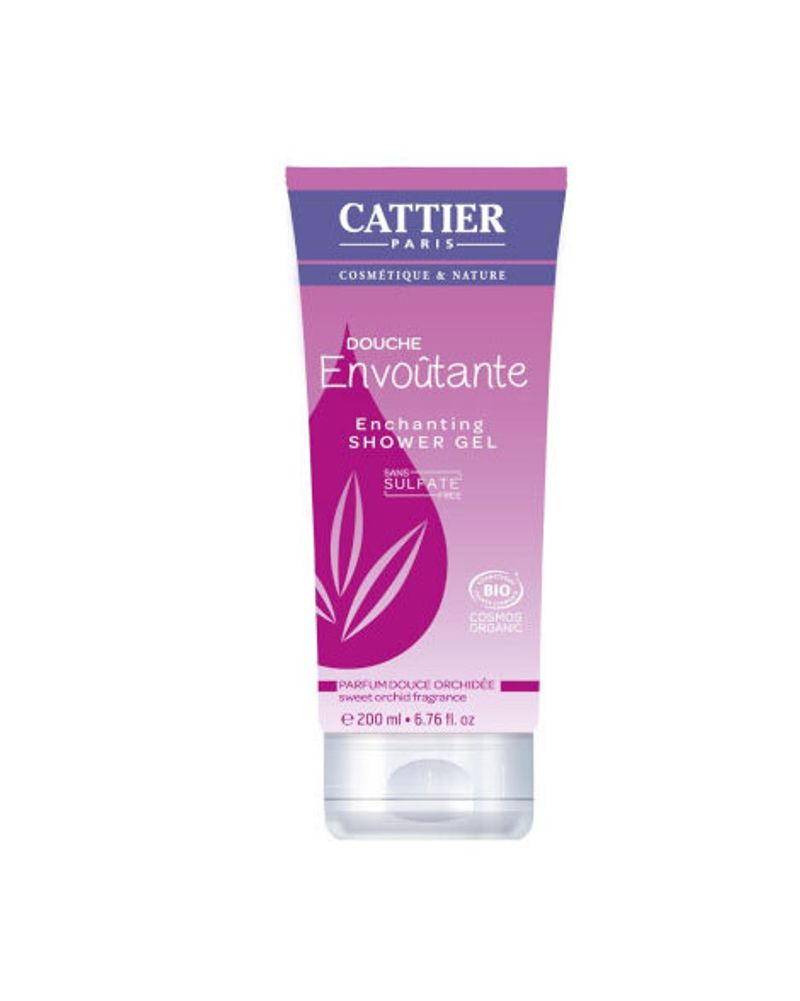 Gel douche cattier