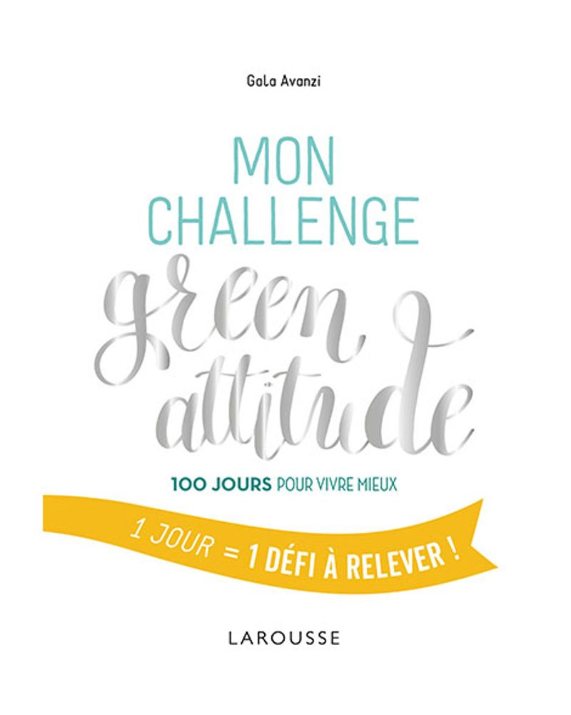 challenge green attitude