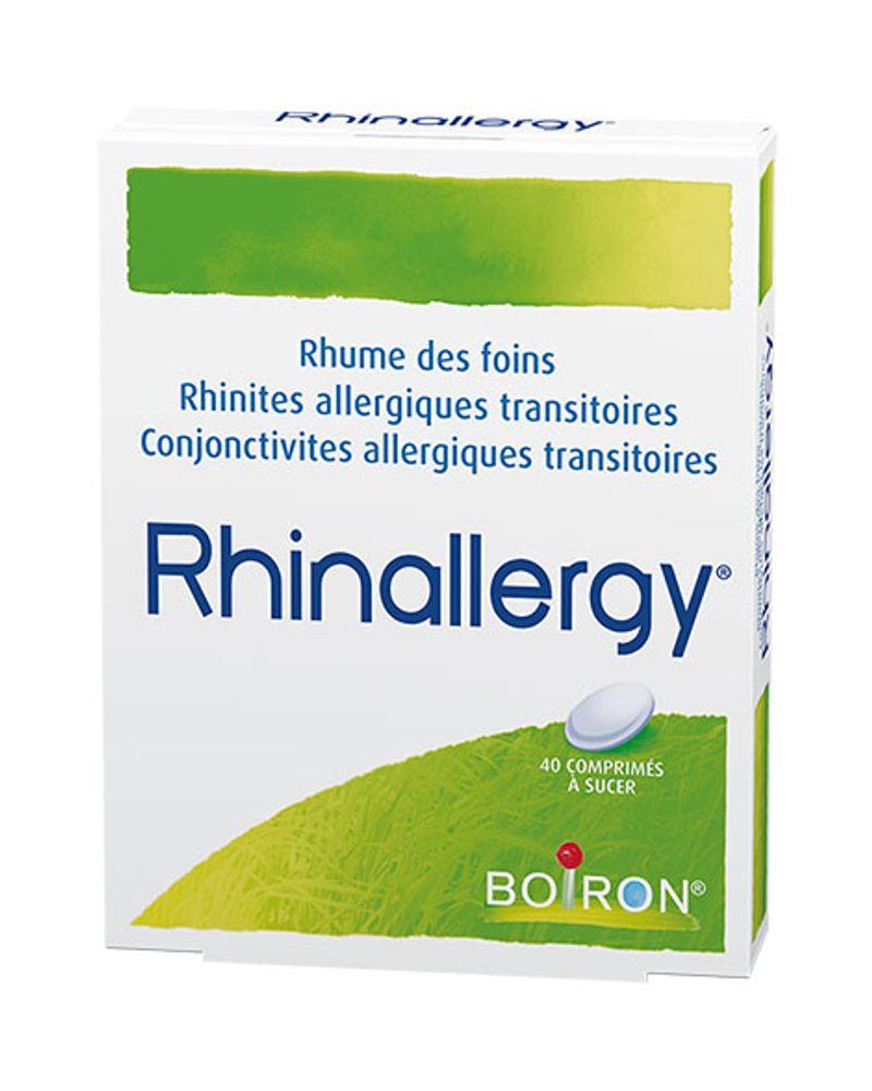 rhinallergy boiron