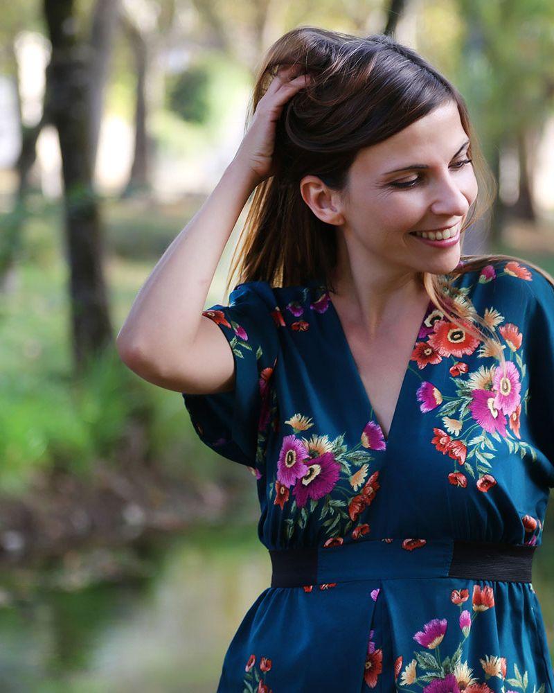 Audrey Baylac, finaliste de La Miss Bio 2019