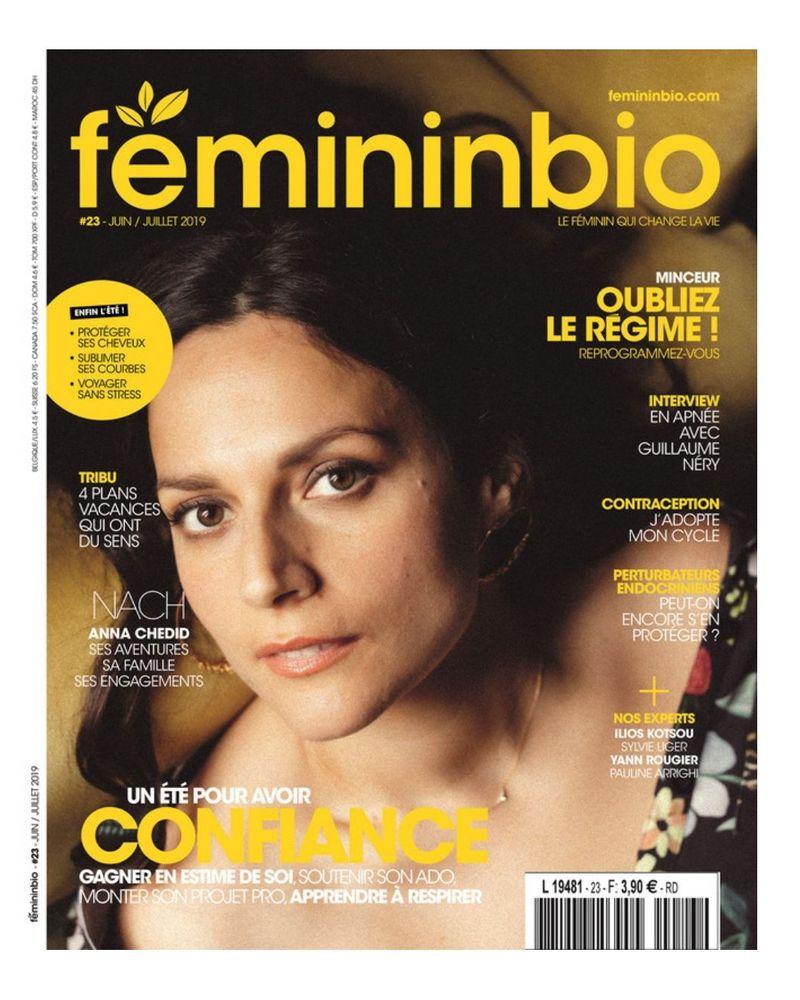 Magazine #23 - couverture FemininBio