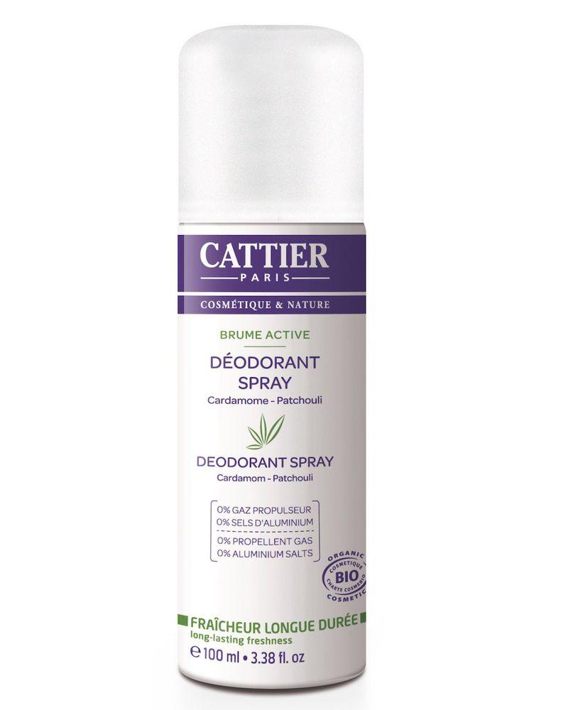 Déodorant Cattier