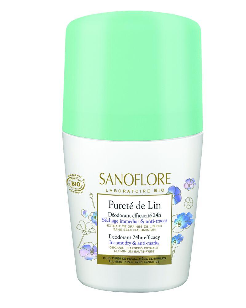 Déodorant sanoflore