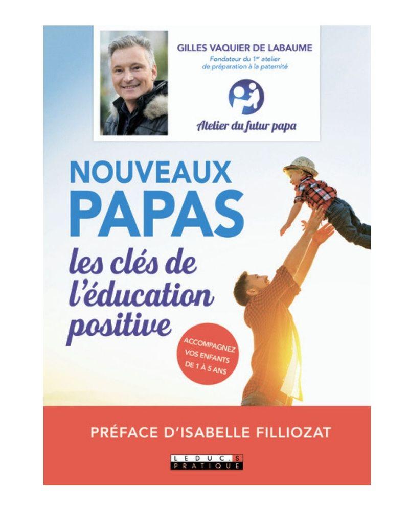 papa et éducation positive