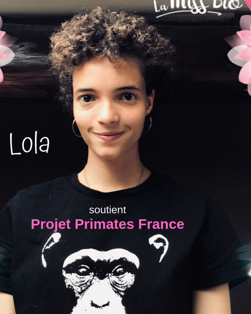 Lola Rivoal, finaliste de La Miss Bio 2019