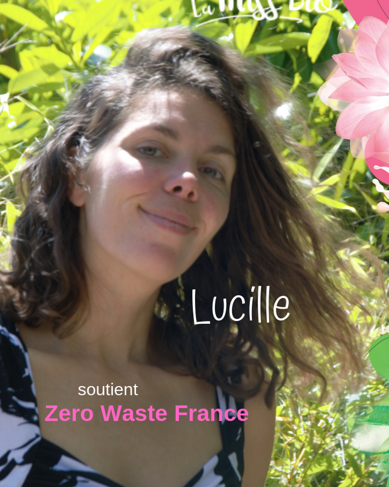 Lucille Blay, finaliste de La Miss Bio 2019