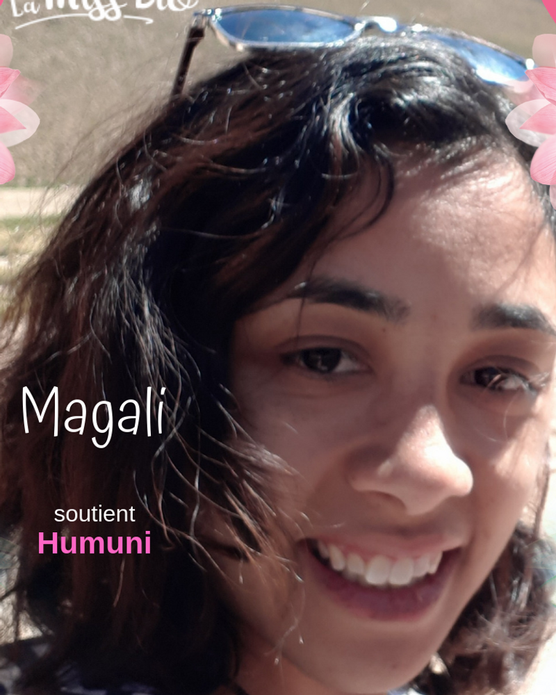 Magali Dal Molin, finaliste de la Miss Bio 2019