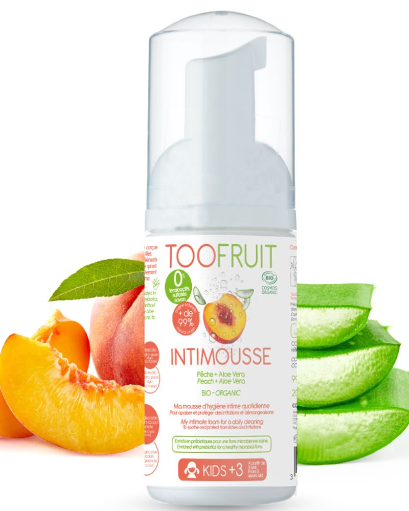 Intimousse, Toofruit