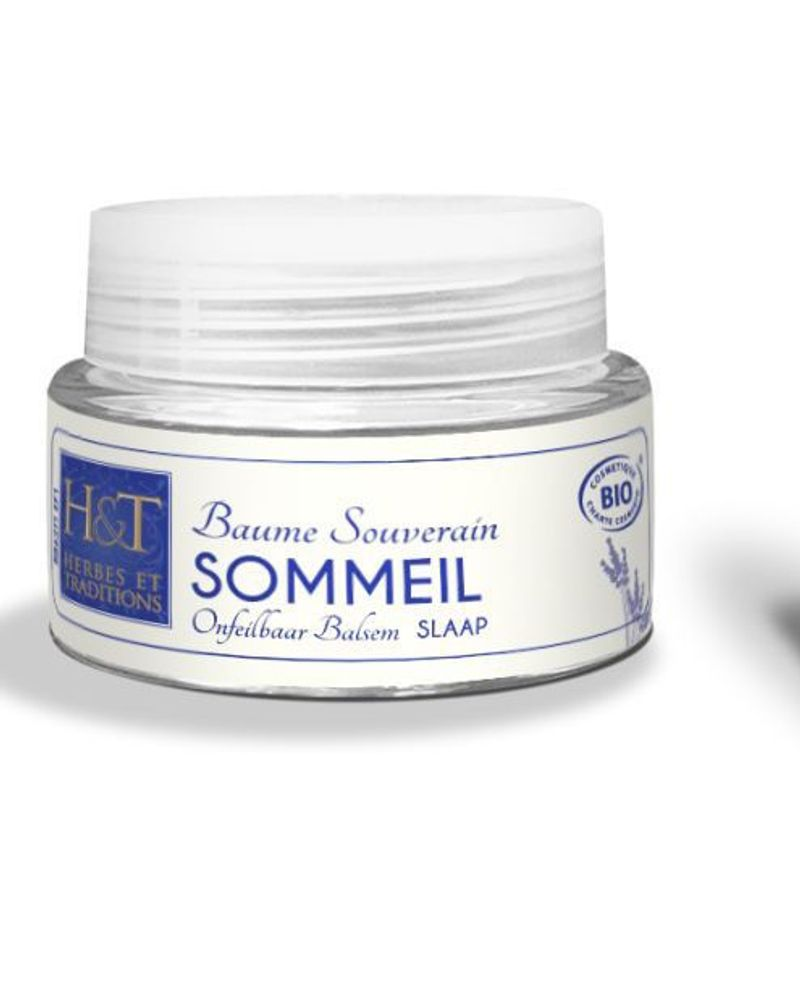 Baume souverain sommeil, Herbes & Traditions