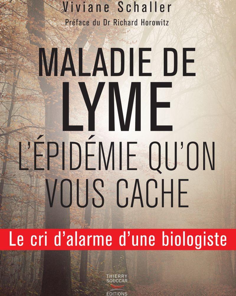 livre maladie de lyme