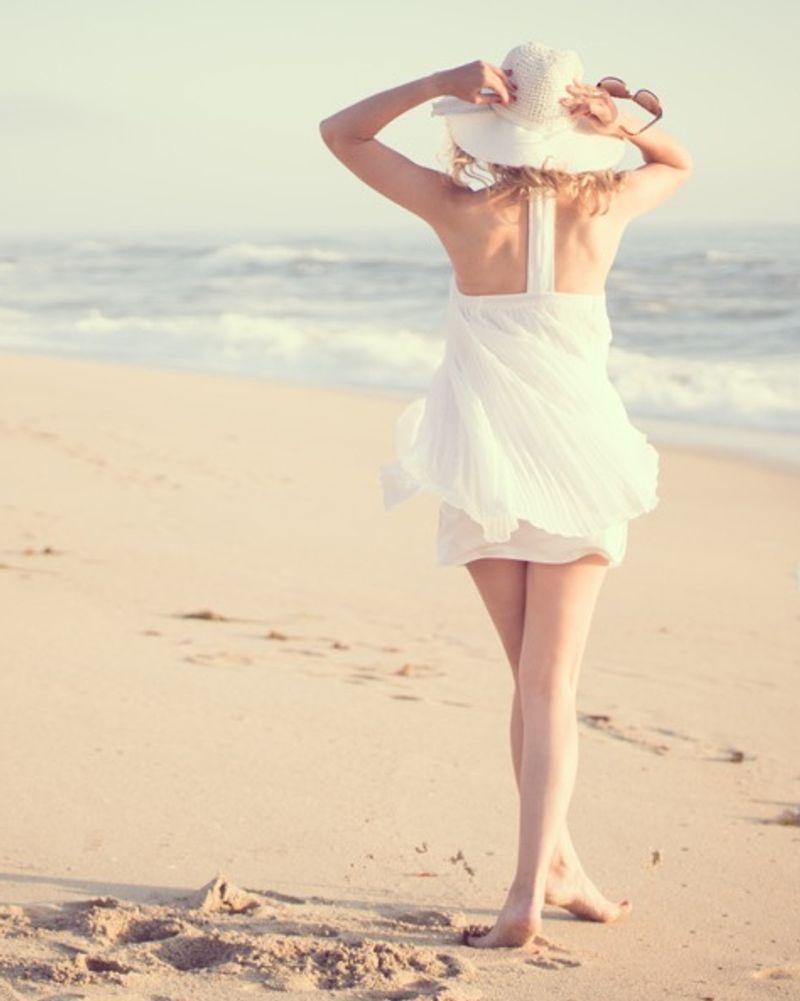 Plage soleil mer été