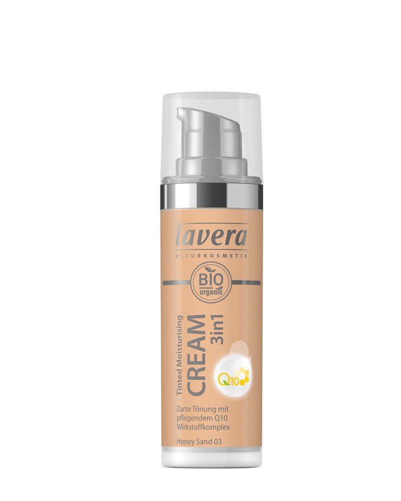 Lavera, crème hydratante teintée 3-en-1