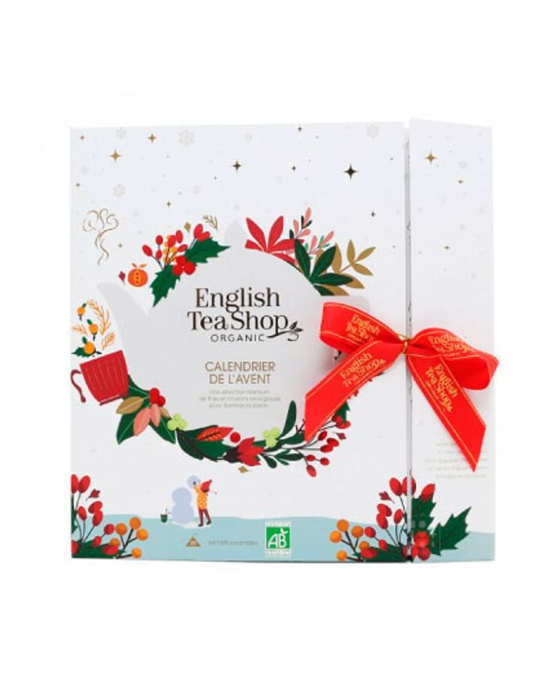 calendrier English Tea Shop