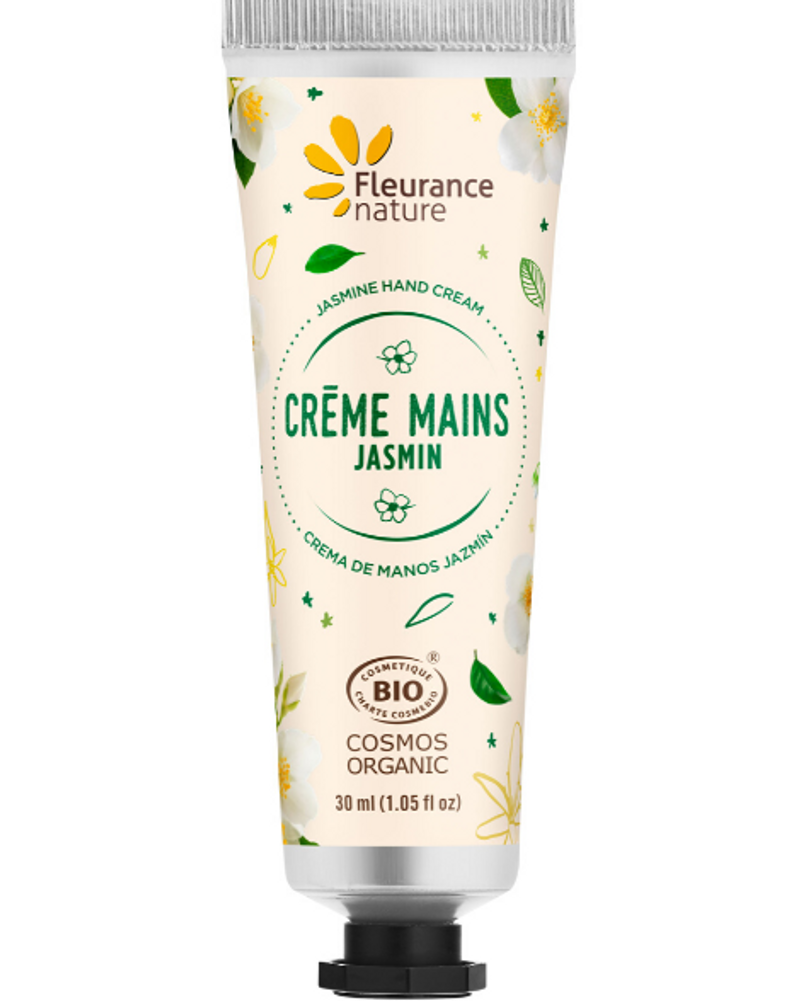 Crème mains au Jasmin, Fleurance Nature