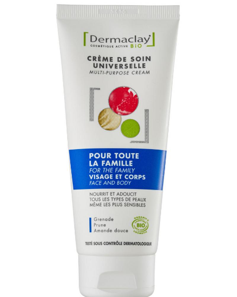 Crème universelle visage et corps, Dermaclay