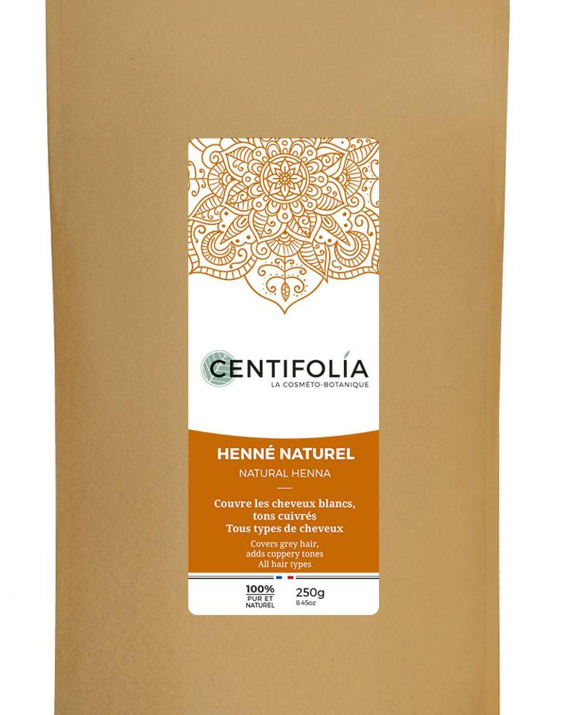 henné naturel centifolia