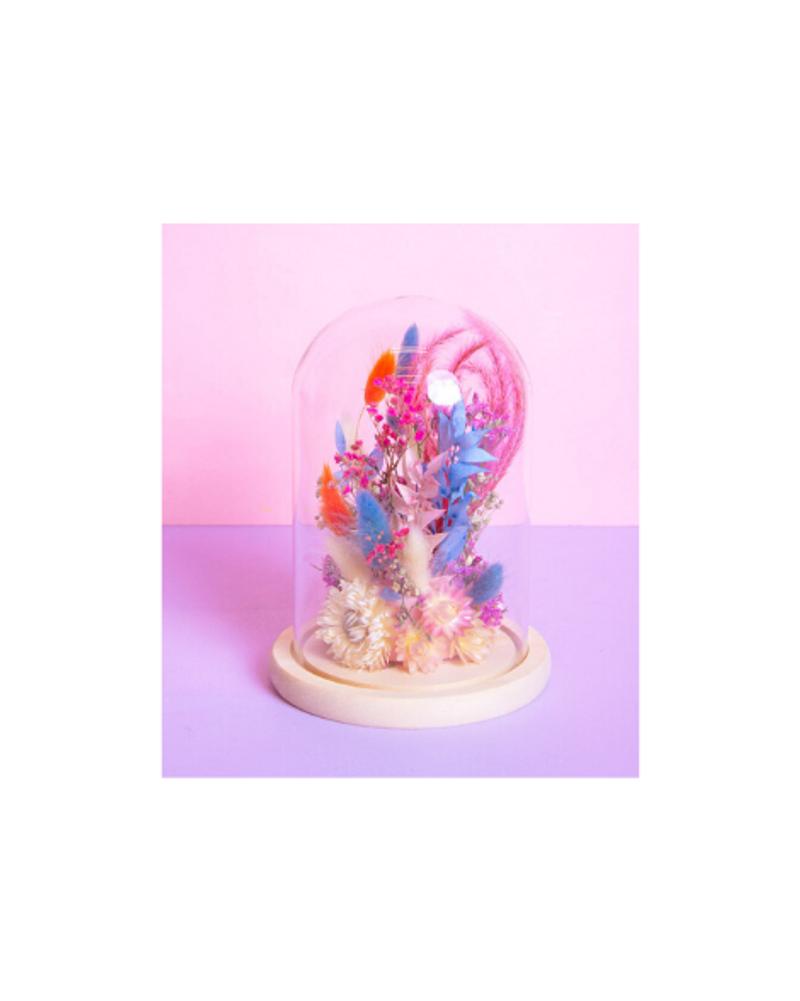La Cloche de Fleurs Séchées — Cherry's Heart, Pampa