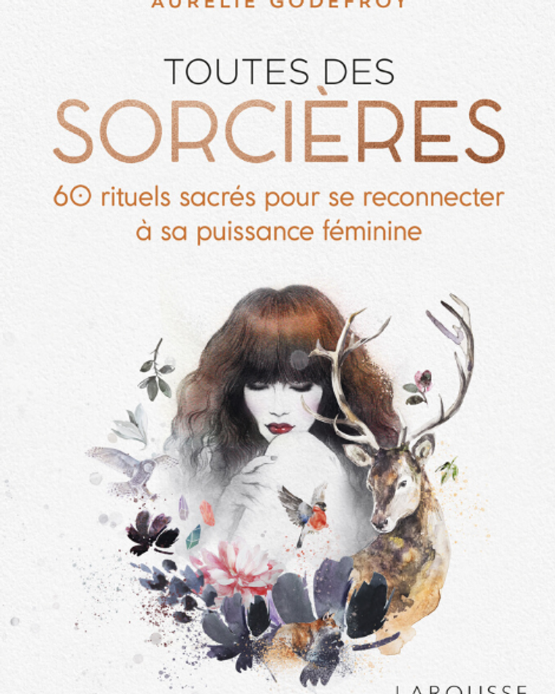 Toutes des sorcières, Aurélie Godefroy