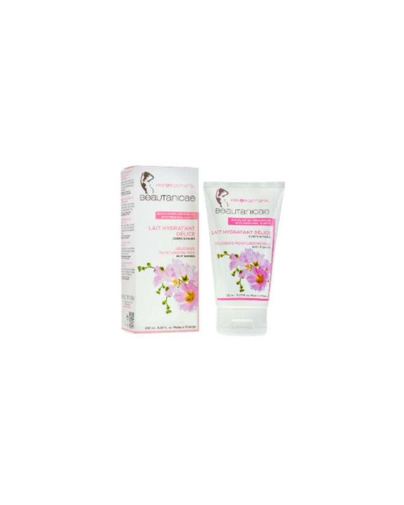 Lait Hydratant Délice BIO, Beautanicae